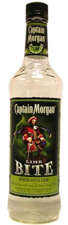 Captain Morgan Rum Lime Bite